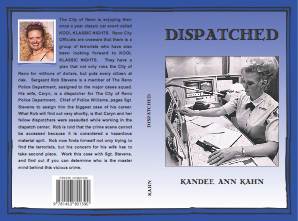 'Dispatched' book cover
